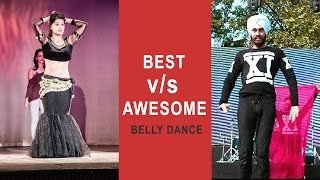 IIT Delhi vs IIT Ropar | War of belly dance | Decide who is better