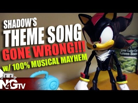 Shadow The Hedgehog Theme Song - Gone Wrong