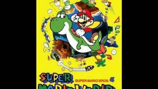 [SFC]スーパーマリオワールド(Super Mario World)BGM集