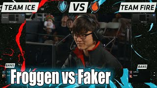 Froggen Anivia vs Faker Anivia | 1v1 1st Round All-Stars Los Angeles 2015 | EU vs Korea