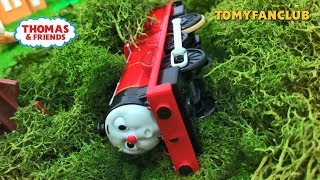 Thomas and Friends Accidents Will Happen #12 (HD) TRACKMASTER   TOMY FANCLUB