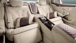 Mercedes Maybach Pullman INTERIOR Is SPECTACULAR Commercial CARJAM TV HD 2016