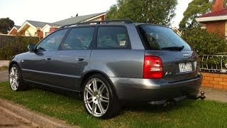 Audi A4 Avant - B5 1.8 Turbo with 19