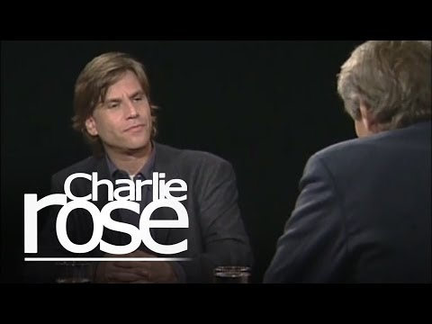 Aaron Sorkin talks to Charlie Rose