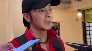 Ronnie Ricketts and Robin Padilla gagawa ng action film