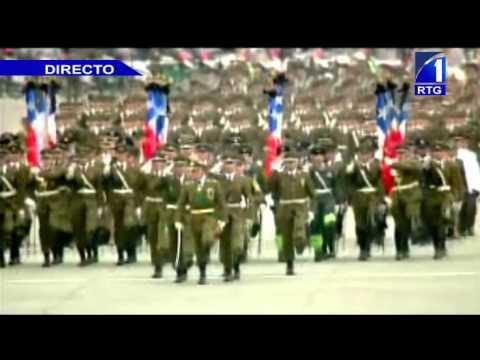 Parada Militar 2012 CHILE [COMPLETO]