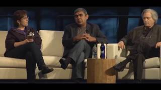 CHI 2016 Plenary: Alan Kay in conversation with Vishal Sikka