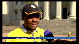 Mcebo Dlamini on the