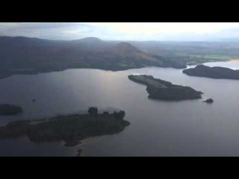 SOS Sea plane Loch Lomond