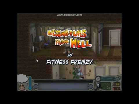 Neighbours from Hell 100% S3 E2 Fitness Frenzy