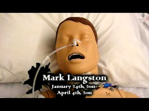The Death of Mark Langston