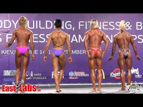 2013 IFBB MS physique women