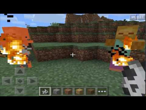 Minecraft Pocket Edition 0.9.0 Review en Español