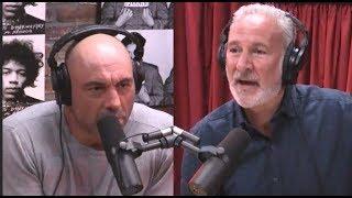 Joe Rogan & Peter Schiff on Minimum Wage