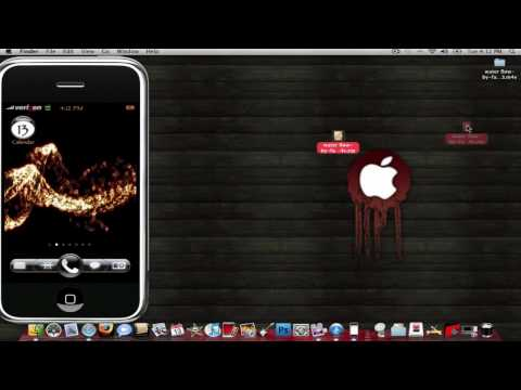 How to Download Best Free Animated Wallpapers to iphone and ipod touch Video
