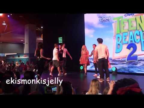 Teen Beach 2 Cast - Teaching That's How We Do Dance