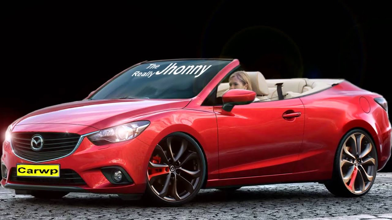 2014 new mazda 3 convertible by thereallyjhonny youtube. Black Bedroom Furniture Sets. Home Design Ideas