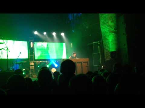 Tyler Joseph spoken word and Trees live - Twenty One Pilots @ Bogart's - Cincinnati,OH 10/24/13
