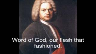 Jesu Joy Of Mans Desiring Bach
