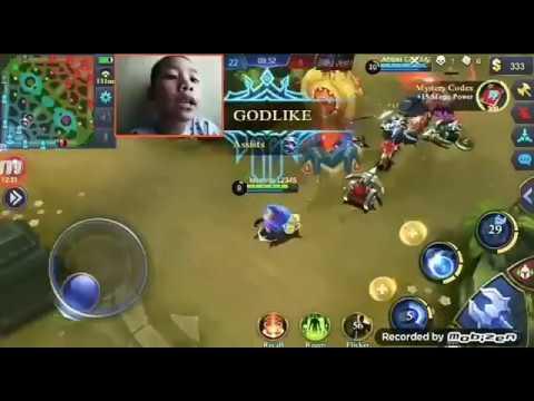 GOKIL ABISS!!! anak ini semangat sekali bermain mobile legends-Kalian mah lewat