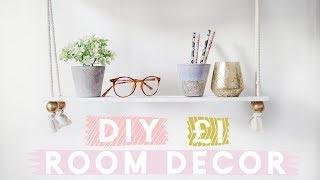 Budget DIY Room Decor from the Dollar Store | Poundland Home Decor DIYs
