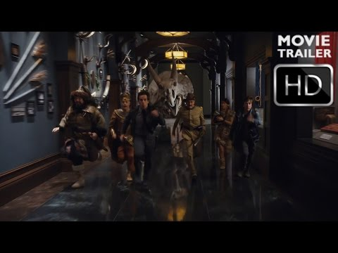 Night At The Museum 3 - Official Trailer - Arabic and French Subtitles - 20th Century FOX HD