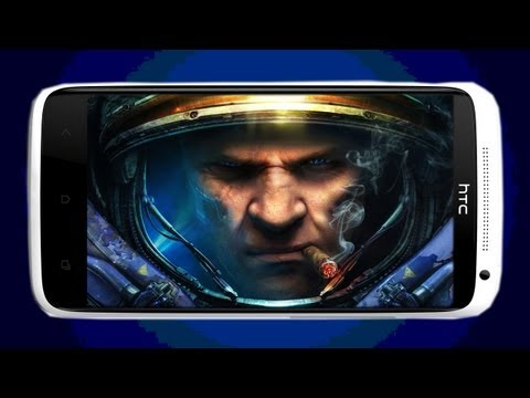 How to Play Starcraft on Android