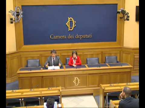 Roma - Lotta al doping - Conferenza stampa di Laura Coccia (16.01.15)