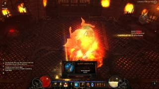 Diablo 3 monk speed kill inferno butcher