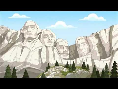 Family Guy North Dakota ad