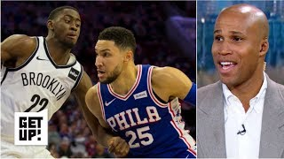 The 76ers need Ben Simmons to be aggressive to win – Richard Jefferson | Get Up!