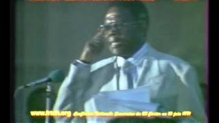 Jacques Okoko charge Denis Sassou NGuesso dans les assassinats de mars 1977