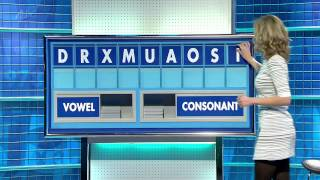 Countdown Rachel Riley Short Skirt, Long Legs, Tights 1080p