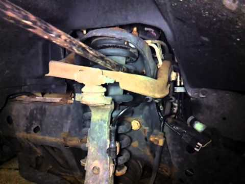Upper Control Arm Ball Joint - How To Test For Wear