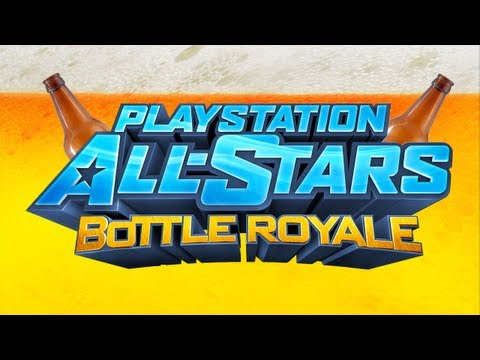 Drinking Games for Gamers - PlayStation All-Stars Bottle Royale