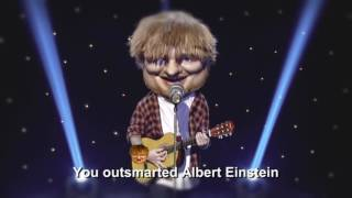 Bigheads | The Ed Sheeran Song