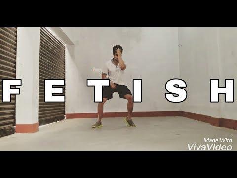 """'FETISH"" - Selena gomez ft. Gucci Mane | Dance Choreography | Urban Popping By Ayush"