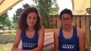 #HWL2017: Sara Puglisi e Federica Carta prima della sfida alla Cina