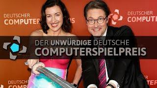 Die Hintergründe einer unwürdigen Gala: Der Deutsche Computerspielpreis 2019 - Hooked