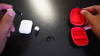 Apple Airpods - 3 must have accessories