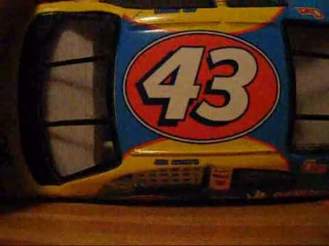 My Diecast Review on John Andretti's Cheerios Dodge for NASCARracingiscool43 and Bonus at the End Video