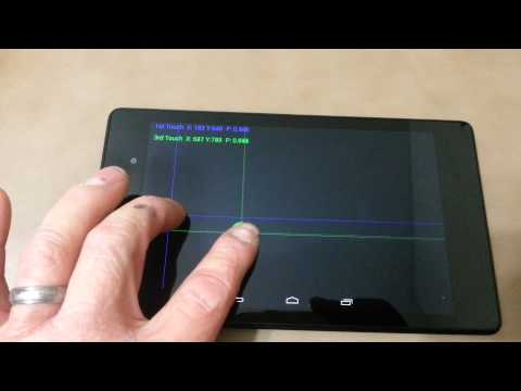 Nexus 7 (2013) touch screen issues