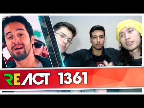 React 1361 ♫ SORRYNE ♫ - Paródia Sorry - Justin Bieber (Castro Brothers) [ft. PAPO POLTRONA]