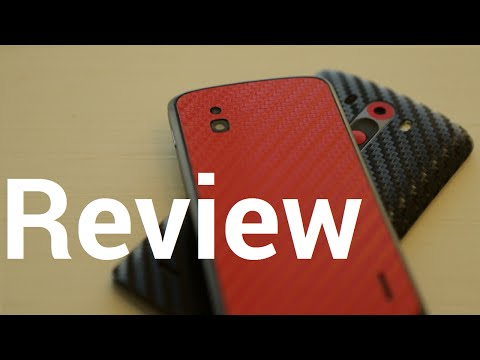 How Good are dbrand Skins? - dbrand Skins for the LG G3 and Nexus 4 Review