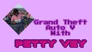 Grand Theft Auto V | Holy Crap Vey Is On GTA?! | PS4