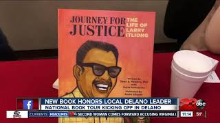 New children's book honors Delano civil rights leader
