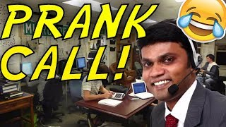 Prank Calling Indian Tech Support Scammers - Fake Technical Support Scammers