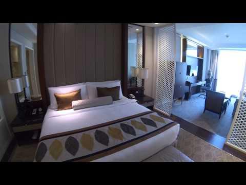#ParavionLIVE. Cameră la Hotel Taj Dubai, Dubai (1)