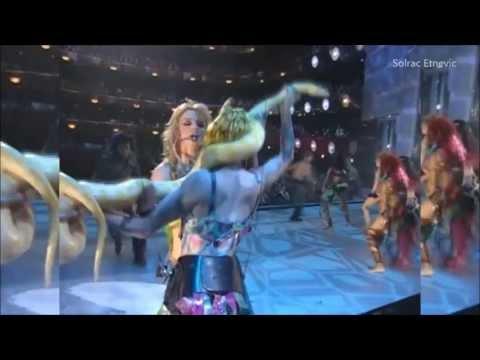 Britney Spears - Britney Spears-I'm a Slave 4 U lyrics