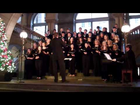 Bishop Canevin High School Concert Choir - Night of Silence - 12/06/2013